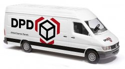 MERCEDES SPRINTER DPD HO