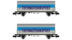 HN6402 SJ THERMOTRANSPORT Sats om 2 st i skala N