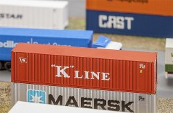 40 FOTS CONTAINER K-LINE N