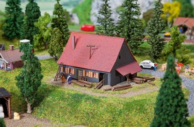 Forester´s Lodge 1:160