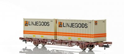 Lgis 42 CONTAINERVAGN POST