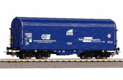 Tarpaulin Car Express Interfracht ÖBB VI, DCH0