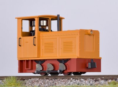 DIESELLOK Ns2f ORANGE. HOe